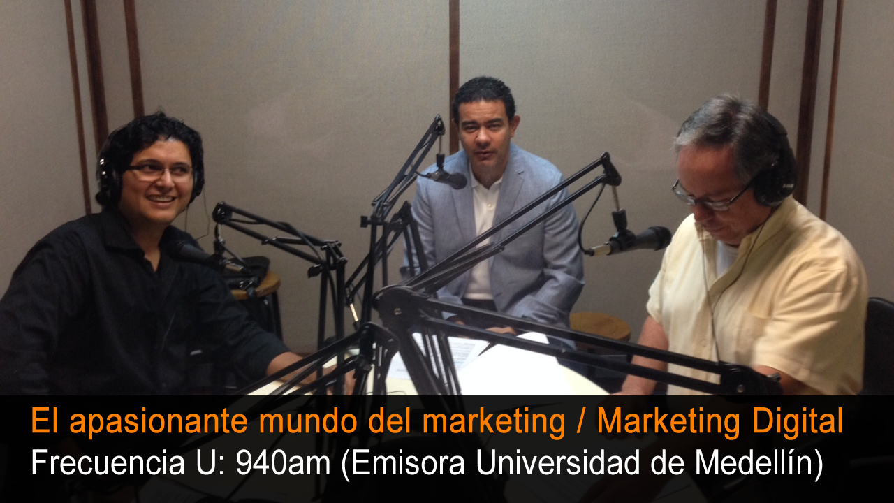 marketing digital implementación en PYMES. Entrevista a Eduard Olarte
